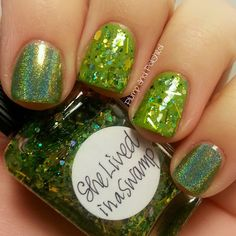 Plump and Polished: Falling for Nail Art: Other Realm