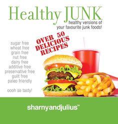 Healthy Junk   Sharny and Julius