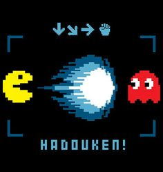 Haduken Pacman
