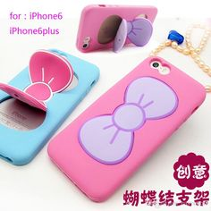 Price: US $ 4.14/piece Buy 2 pcs immediately get 30% discount  Free shipping to Worldwide  Cute Bow Invisibility Holder Case Cartoon Candy Color Soft cover Cases back case For iphone 5S 6 6plus cell phone case Color:purple, pink, rose, blue, yellow, green ~~~~~~~~~~~~~~~~~~~~~~~~~~~~~~~~~~~~~~~~~~ If you like it, please contact me: Wechat: 575602792  Whats App: 13433256037  E-mail: woxiansul@live.com…
