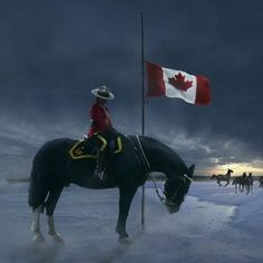 To honour the fallen officers of the Royal Canadian Mounted Police killed in Moncton, NB, June Canadian Things, I Am Canadian, Canadian History, Canadian Flags, Canadian Artists, Sirens, Nostalgia, Canada Eh, Smileys
