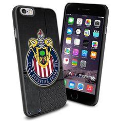 Soccer MLS CLUB DEPORTIVO CHIVAS USA FC LOGO SOCCER FOOTBALL , Cool iPhone 6 Smartphone Case Cover Collector iphone TPU Rubber Case Black Phoneaholic http://www.amazon.com/dp/B00WOT39FI/ref=cm_sw_r_pi_dp_24Qpvb12Y8FV7