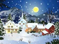 Winter, dat is sneeuw op alle daken. Winter, dat is zeven graden vorst. Winter, dat is fijn een sneeuwpop maken en erwtensoep met grote stukken worst. Winter...