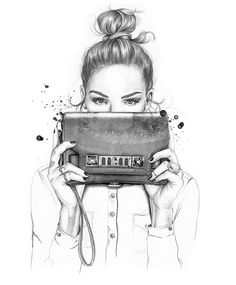 Illustrator Esra Roise - Friday Illustrated