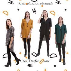 Shirt Style, Autumn, Shirts, Outfits, Shopping, Collection, Women, Fashion, Moda