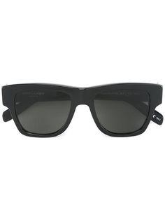 SAINT LAURENT 'Sl 142 001' Sunglasses. #saintlaurent #sunglasses