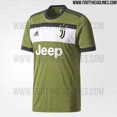 Juventus 17-18 Third Kit Released - Footy Headlines