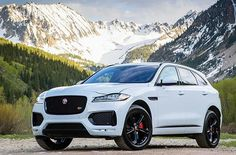AUTO Jaguar climbs new heights with the F-Pace - Wicked Local Plympton #757LiveAU