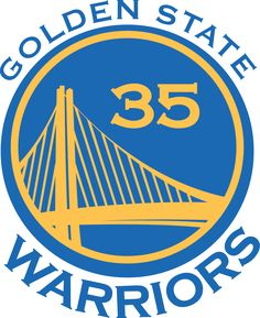 Kevin Durant Golden State Warriors #35 A New Powerhouse Team in the Making