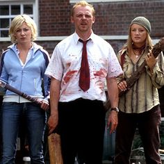 Shaun of the Dead (2004) - RollingStone.com - The 10 Best Zombie Movies