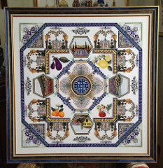 Provence Garden (helen_orlova) Tags: mandala chatelaine xstitching Provence Garden, Free Text, Picture Tag, World Best Photos, Photo S, Mandala, Cross Stitch, Mindfulness, Quilts