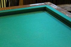 Biliardo Schiavon gioco con stecca senza buche