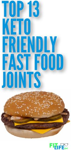 guide to the top 13 keto diet friendly fast food restaurants. You don't always have time to prepare meals, so be prepared when you need to eat on the go with this guide to the top 13 keto diet friendly fast food restaurants. Ketogenic Recipes, Diet Recipes, Soup Recipes, Recipes Dinner, Mince Recipes, Healthy Recipes, Recipies, Cooking Recipes, Keto Friendly Fast Food