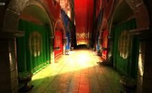 Interactive Indirect Illumination Using Voxel Cone Tracing | Research
