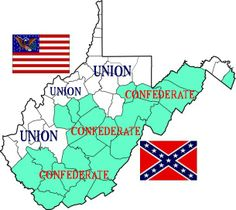 West Virginia is the only state born out of the Civil War and it's allegiances were seriously divided by the conflict. Many residents served the Confederate cause, a majority of them joining the Federal Forces mobilized by Gov. John Letcher. Many saw their duty as the defence of their homes and soil from a Northern invasion.