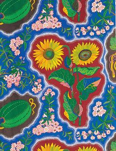 Josef Frank - Patterns–Furniture–Painting at the Fashion and Textile Museum, London | Patternbank