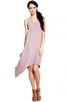 Allison Collection NY Florence Dress in Lavender  available at #Loehmanns