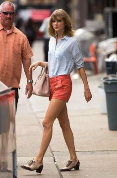 Taylor Swift. NYC. July 29, 2014.