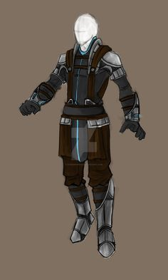 another concept more of a starting clothing/armor option not too much armor ya k - Jedi Costume - Ideas of Jedi Costume - another concept more of a starting clothing/armor option not too much armor ya know Jedi Cosplay, Jedi Costume, Star Wars Rpg, Star Wars Jedi, Star Wars Characters, Fantasy Characters, Jedi Armor, Jedi Sith, Majin Boo