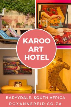 Barrydale's Karoo Art Hotel: look beyond the surface - Roxanne Reid All About Africa, Wildlife Safari, Slow Travel, Kruger National Park, Africa Travel, Travel Around, South Africa, Places To Go, Surface