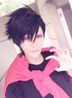 Kuroo Tetsuro cosplay from Haikyuu! Cosplay Boy, Cosplay Makeup, Anime Cosplay, Cosplay Ideas, Kuroo Tetsurou, Akaashi Keiji, Amazing Cosplay, Best Cosplay, Anime Costumes