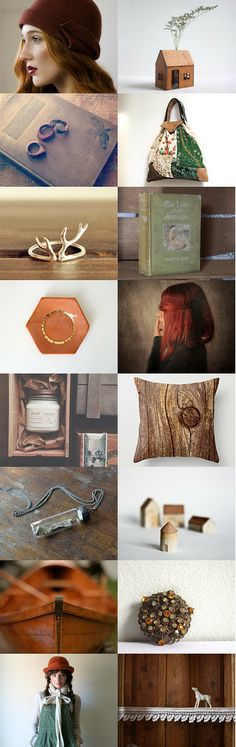 Earthy Valentines Ideas