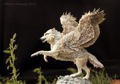 Крылатый волк Орион