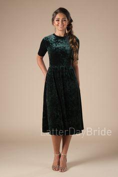 Modest Clothing: MK24612 Emerald