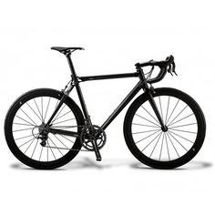 All Black Bike by Hublot x BMC
