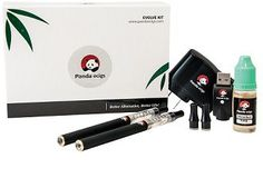 Panda eCigs Kit