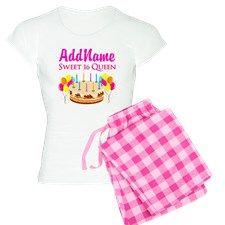 CELEBRATE 16 Pajamas Fun and fabulous Sweet 16th and 16th birthday personalized pajamas http://www.cafepress.com/jlporiginals/6515973 #16thbirthday #16yearsold #Happy16thbirthday #16thbirthdaygift #16thbirthdayideas #Sweet16 #Personalized16th #16thpajamas