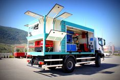 Mobile Vehicles - Alura Trailer - Turkey