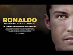 """Universal Studios released a trailer for the upcoming film """"Ronaldo: Astonishing."""" The film is scheduled to open in theaters Nov. Film Trailer, Movie Trailers, Portugal Football Team, Real Madrid, Cristiano Ronaldo Junior, Image Foot, Soccer Memes, The Legend Of Heroes, Music Film"""