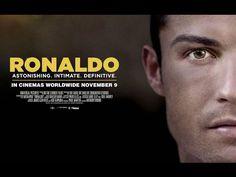 """Cine: Trailer de """"Cristiano Ronaldo"""", documental sobre la gran estrella del Real Madrid y de la Selección Portuguesa"""