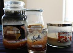 awesome idea for old candles!