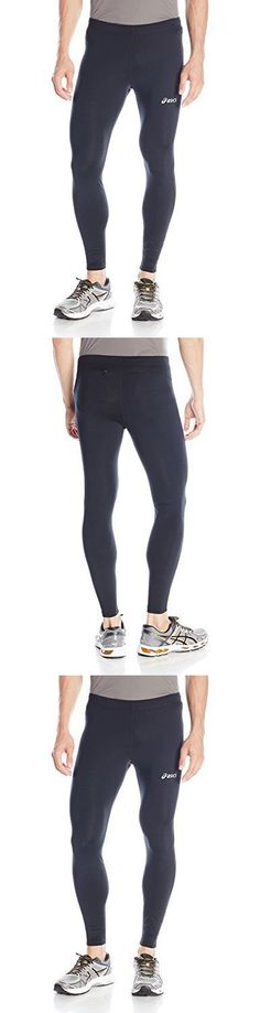 Compression and Base Layers 179825: Asics Men S Run Tights Black Medium Mens Running Compression Tight, New -> BUY IT NOW ONLY: $128.95 on eBay!