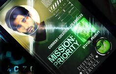 Mission Priority Poster - Horizontal
