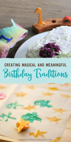 How to create meaningful, minimalist and magical birthday traditions for your family. *pin this post to read later* Birthday Surprise For Mom, It's Your Birthday, 21st Birthday, Healthy Birthday, Birthday Crowns, Birthday Ideas, Birthday Traditions, Birthday Celebration, Family Traditions
