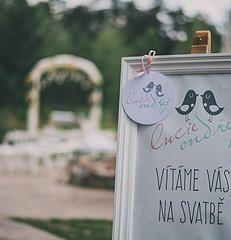 Svatba & Design | Lucie & Ondřej