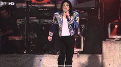 Michael Jackson - Blood On The Dance Floor - Live Munich 1997 - Widescre...