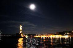 Chania, old harbor