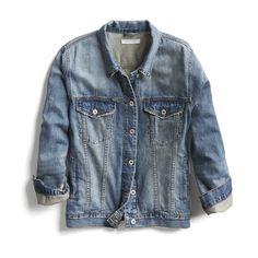 Stitch Fix Spring Stylist Picks: Classic denim jacket -- not distressed. I have a distressed denim jacket. Casual Outfits, Cute Outfits, Cute Jackets, Denim Jackets, Stitch Fix Outfits, Stitch Fix Stylist, Style Me, Pandora Rings, Pandora Jewelry