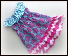 Lil Ruffles by SewNChick on Etsy, $35.00