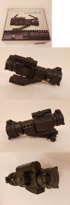 Red Dot and Laser Scopes 66827: Vortex Strikefire Ii Red Dot 4 Moa Red Green Dot Lower 1 3 Co-Witness Sf-Rg-501 -> BUY IT NOW ONLY: $149.95 on eBay!
