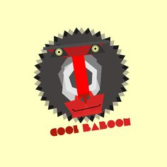 baboon #graphic
