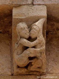 S Miguel de Fuentiduena romanico erotico - Pesquisa Google