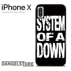 System Of A Down For iPhone X