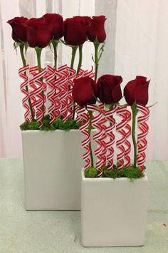 Holiday Rose Design