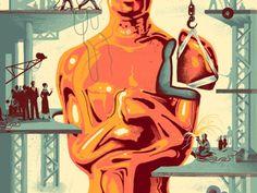 #Oscar © Icinori/Illusive/Gestalten 2015