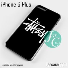 Stussy Original Phone case for iPhone 6 Plus and other iPhone devices